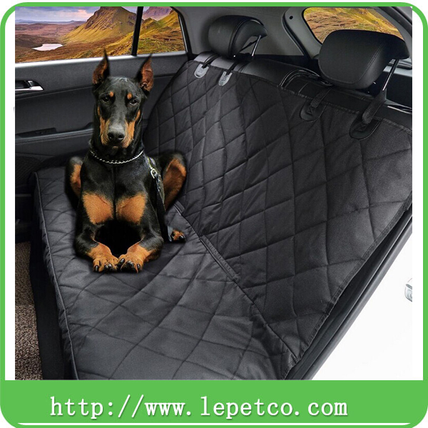 Best selling on amazon store waterproof washable quilted pet car seat covers bucket