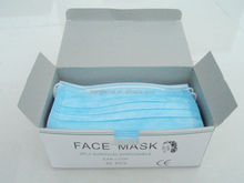 High BFE 99.9% Cleanroom Face Mask