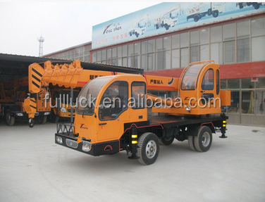 Lowest Price 50 Ton Truck Crane Price Qy50K-Ii For Sale In Malaysia