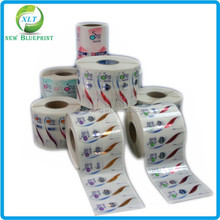 Manufacture label sticker Private Label Cosmetics Customized Printing Label for Cosmetics