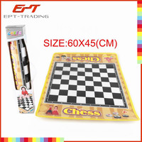 Wholesale gaint chess game funny chess game for two players