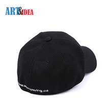 ART&IDEA Promotional custom logo 3d embroidery baseball cap