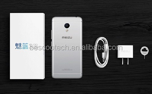 "Original Meizu M3S Mini meizu m3s 5.0"" Cell Phone MTK6750 Octa Core 2G +16G Metal Body 3020mAh 13MP Camera mTouch2.1 Fingerprint"