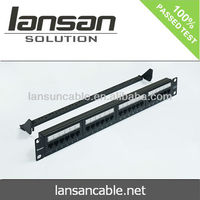 OEM amp 24 port patch panel good quality