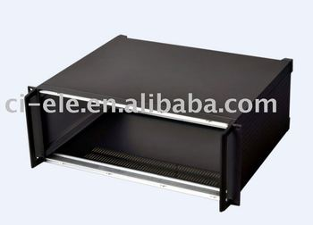 Series B3 Aluminum Rack Mount Enclosures for Electronics