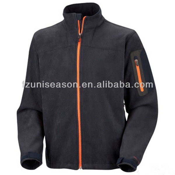 Without Hood Thick Polar Fleece Jacket