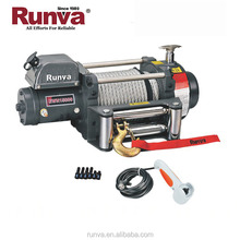 Runva Factory Sale CE Certification free spooing clutch 15000lb trailer winch