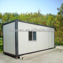 Low cost and fast installation brefab container homes,phone booths for sale