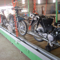 Motorcycle Assembly Line Equipment