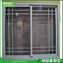 Beautifully Carved Balcony Sliding Window Bearing High Quality Aluminum Window Door Plant With Accessories Sliding Window