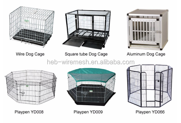 dog cage with wheels