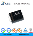 600W SMA6J9.0A Surface Mounted Transient Voltage Suppression diodes