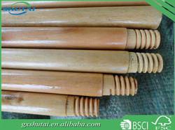 varnish wood handles,household cleaning tools,varnished mop sticks