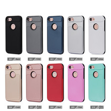 Combo TPU PC Hard Rugged Hybrid Armor Phone Case For iphone 4