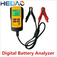12V Digital Automotive Car Battery Load Tester for Analyzer CCA