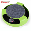 Hot selling factory price interactive pet toy Motion-activated cat mouse toys