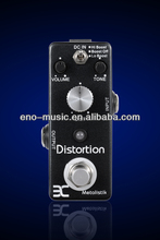 Effects type and Guitar use Guitar Effects Pedal with metal distortion