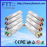 Fiber Optic SFP-GE-Z SFP 1000Base-ZX With DDM 1.25GB TRANSCEIVER MODULE mobile applications