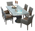 all weather wicker furniture outdoor dining sets tables.and chairs for sale