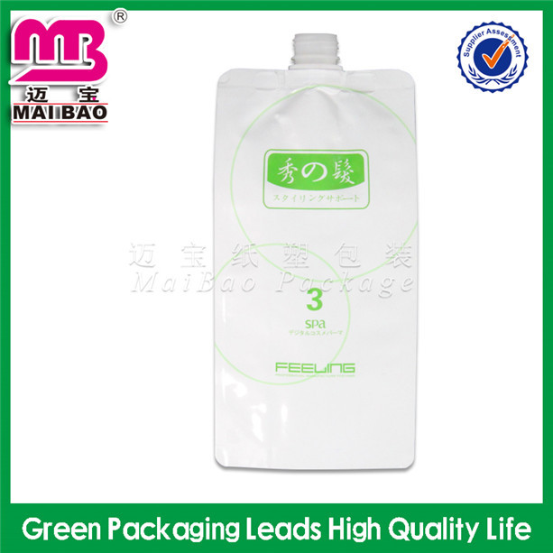 20-year supplier mineral mud mask packaging spout pouch