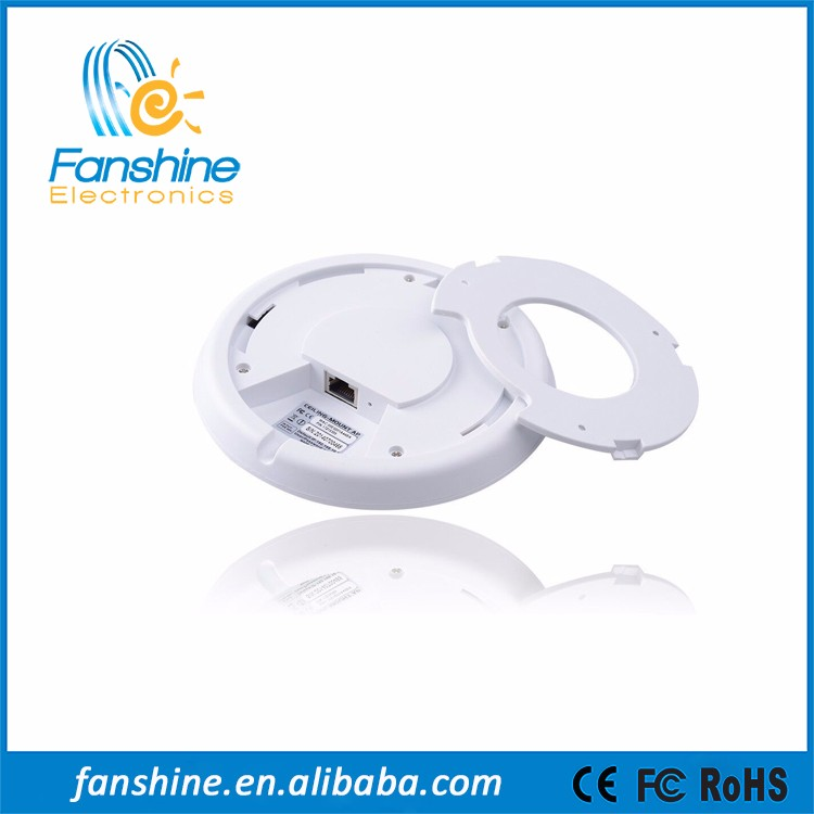 2.4G Wireless Ceiling-mout Poe <strong>Network</strong> High Speed Access Point Wifi Repeater Outdoor
