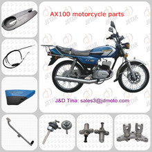 Suzuki AX100 motos parts