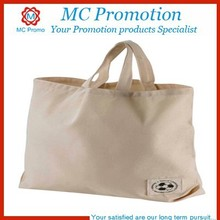 Foldable shopping cloth cotton tote bag with logo