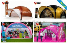 Fashionable waterproof motorcycle cover tent for sale