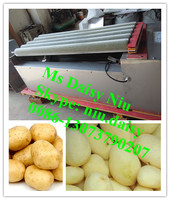 hot sell yam peeler machine/sweet photo washing and peeling machine/beet washer machine