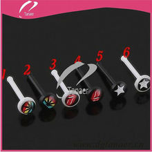 Fashion UV attractive design nose ring