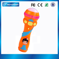 plastic sound tube toy