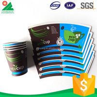 China Best 2016 Hot Selling paper cup buyers