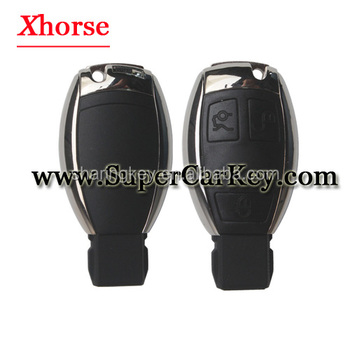 High Quality Xhorse VVDI2 Smart Key 3 Button 433MHZ for Benz (2005-2008) with Two Batteries