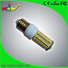 360 degree beam angle 69 SMD 5050 10w led corn light G9
