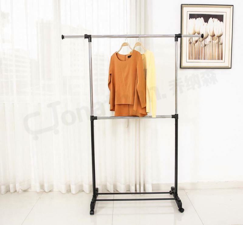 NR-010 clothes garment standing indoor cloth drying rack