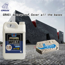 Latest nano technology for concrete waterproofing coating sealant