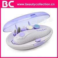 BC-1231 professional 5 in 1 electric manicure and pedicure tools and materials