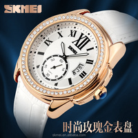 Women watches online second dial wrist watch diamond cicle watches