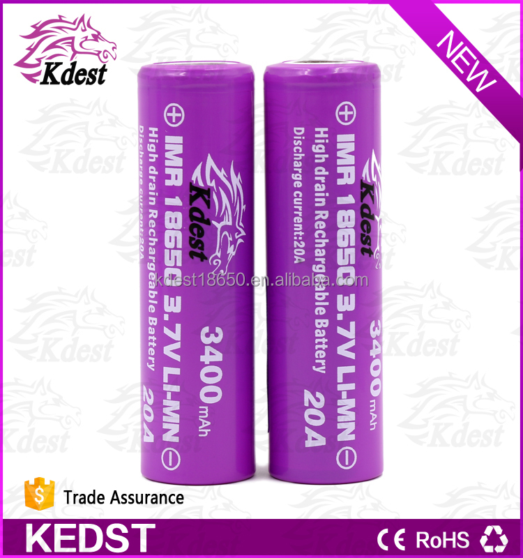 KDEST indepandant brand products 18650 rechargeable battery KDEST sealed rechargeable lead acid battery