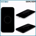 Best Ultra Thin Wireless Charging Transmitter Metal Qi Standard Wireless Charger for Galaxy S8/S8+/S7/S7 Edge/Note5
