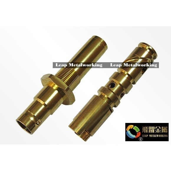 Precision Hardware Part for Air Cylinder high precision machining machine shop OEM metal processing spare part