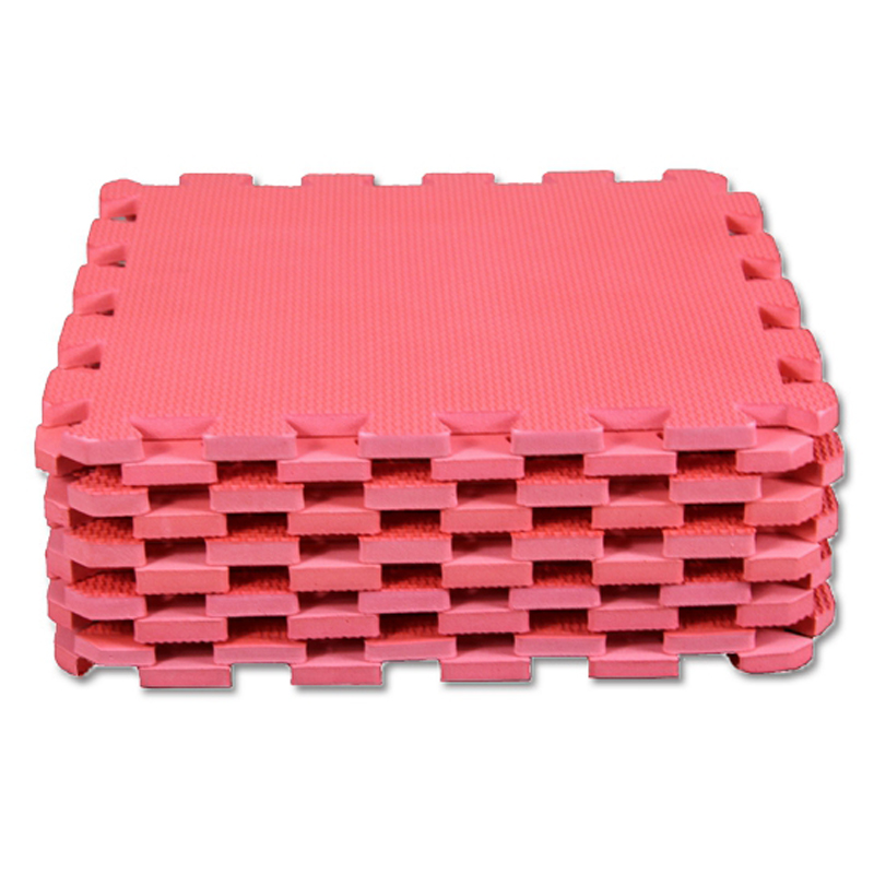 Professional manufacturer Sports eva foam interlocking sports mat