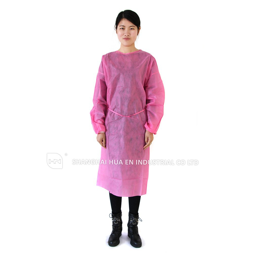 hospital operation theatre gown/isolation Gown/Surgical Gownwith High Quality & Lowest Price!