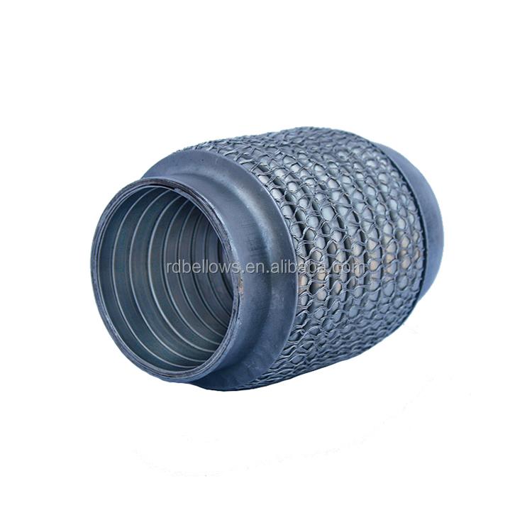Flexible Metal Exhaust Hose Titanium Pipe - Buy Titanium Pipe,Flexible