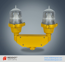 OL32 LED ICAO Low intensity Double Aviation Obstruction Light for towers