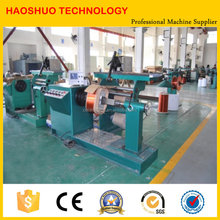 Transformer LV coil winding machine