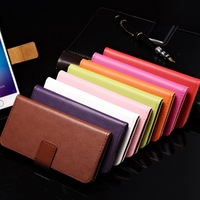 OEM Genuine High Quality Leather Custom Mobile Phone Case shell for iphone 6 for Your Selection