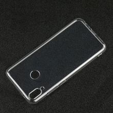 Guangzhou Factory Ultra Thin Clear TPU Transparent Phone Cover <strong>Case</strong> For <strong>Blackberry</strong> Evolve X