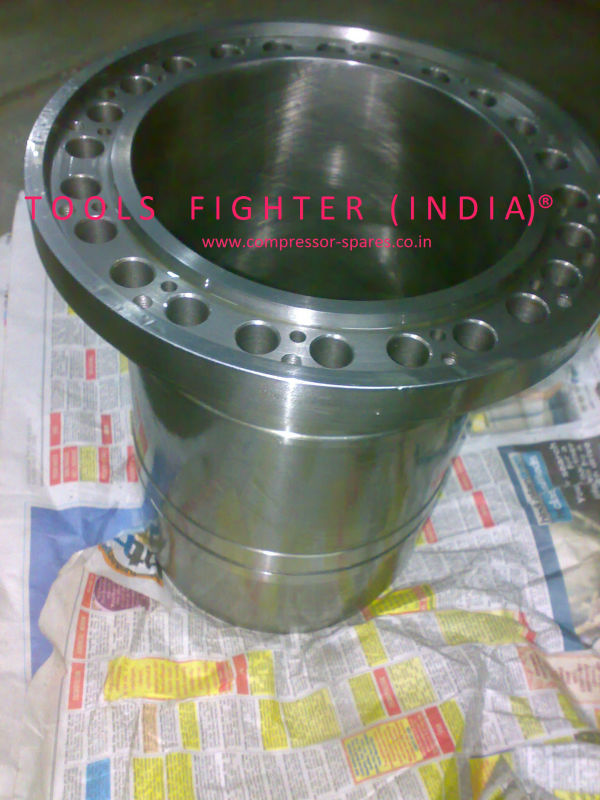 Cylinder Liner Suitable for Sabroe SMC 180 Series