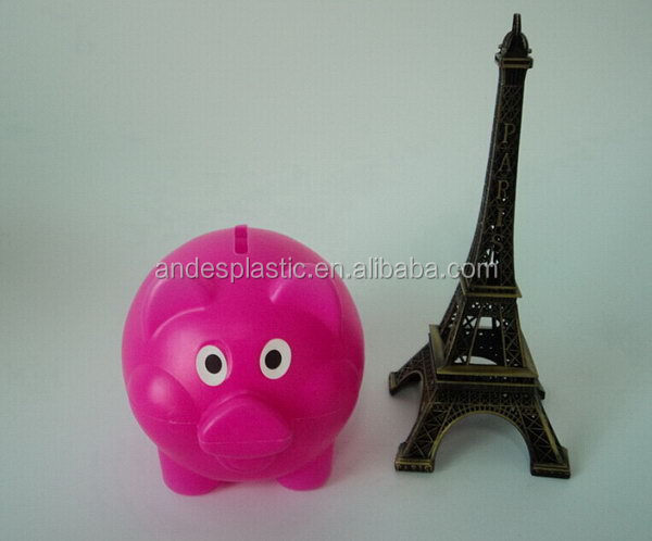 Special hot-sale money box plastic pussy